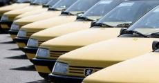 ثبت نام جايگزيني تاكسي هاي فرسوده مدل ۸۴ از فردا شروع مي شود